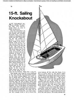 Knockabout model airplane plan