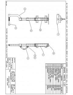 159SP model airplane plan