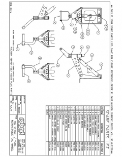 160-1P model airplane plan