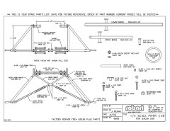 690BSpare model airplane plan