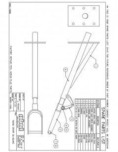 MONGSP model airplane plan