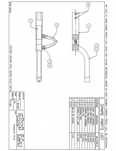 PT19DSP model airplane plan