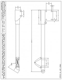 PTZ86 model airplane plan