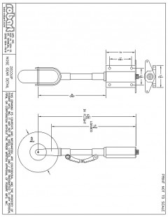 ZECOUPnose model airplane plan