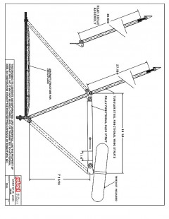 ZSSL model airplane plan