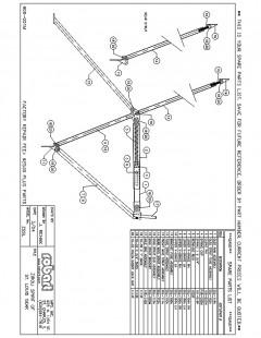 ZSSLSP model airplane plan