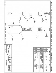 ZSTUSP model airplane plan