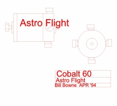 astro601 model airplane plan