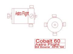 astro601 model airplane plan