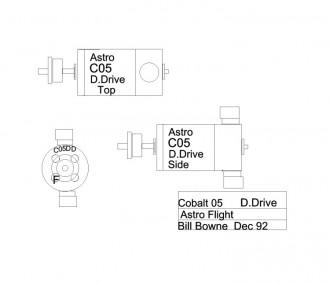 c05dd model airplane plan