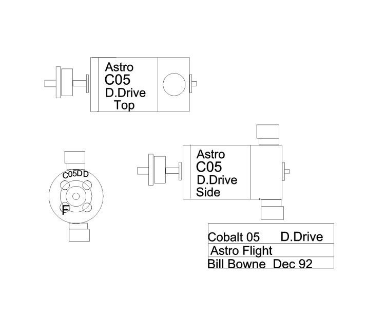 c05dd1 model airplane plan