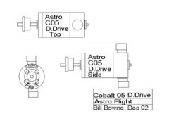 c05dd model airplane plan