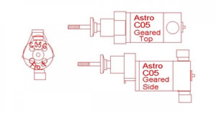 c05g model airplane plan