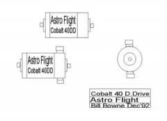 c40dd model airplane plan