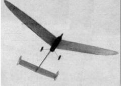 Spitfire Rocketeer model airplane plan