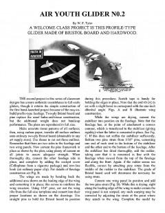 ayg2 model airplane plan