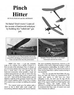 ph model airplane plan