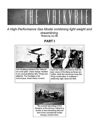 valkyriept1 model airplane plan