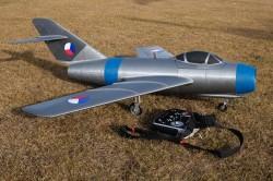 Mig-15 model airplane plan