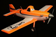 Piper Pawnee (Dusty) model airplane plan