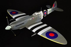 Spitfire MK IX model airplane plan