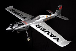 Edge 540 (64in) model airplane plan