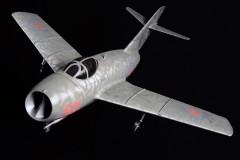 Mig-15 Bis model airplane plan