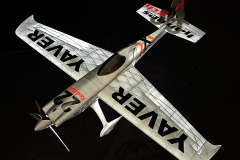 Zivko EDGE (Scaled up) model airplane plan