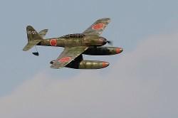 AICHI M6A Seiran model airplane plan
