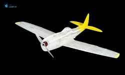 P47 N-15 THUNDERBOLT model airplane plan