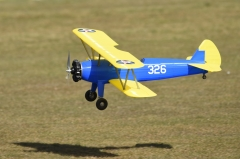 STEARMAN PT-17 KAYDET model airplane plan