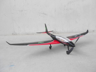 Eclipson Z model airplane plan