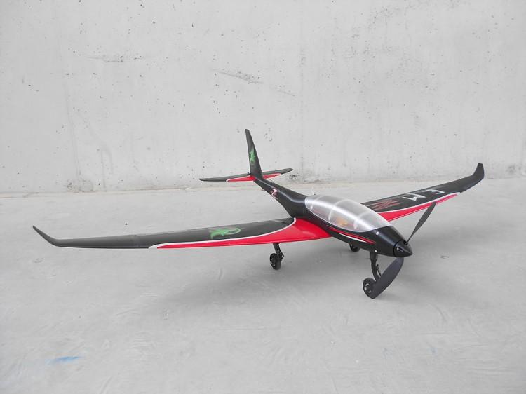 Eclipson Z model airplane plan