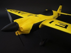 MXS-R model airplane plan