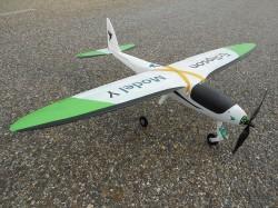 Eclipson Y model airplane plan