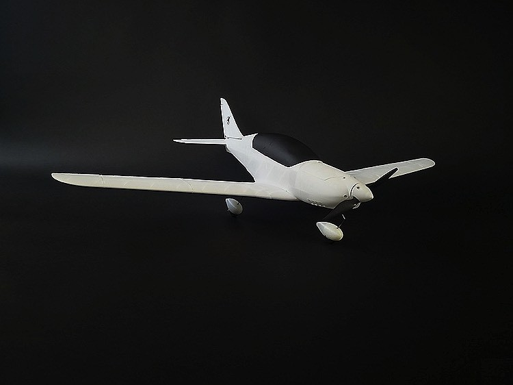 TL Stream model airplane plan
