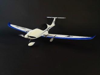Model D model airplane plan