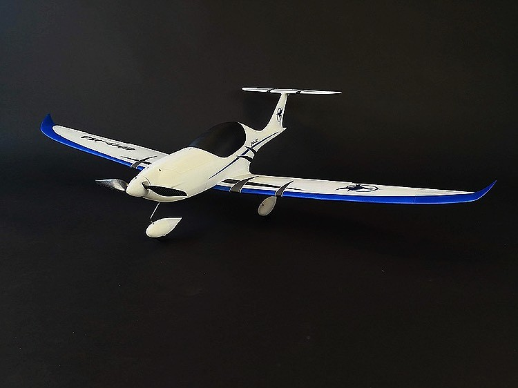 Model D model airplane plan