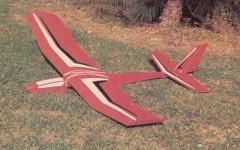2 x 4 model airplane plan