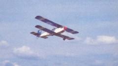 4-40 Bipe model airplane plan