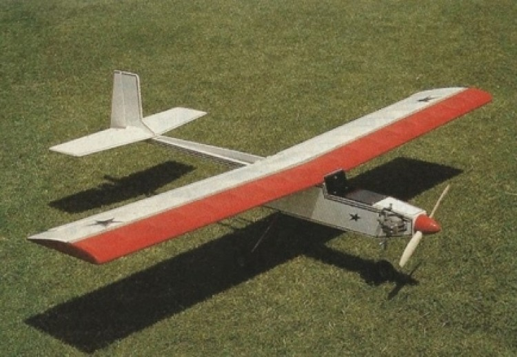 Asterion model airplane plan