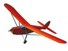 Balsa Bug model airplane plan