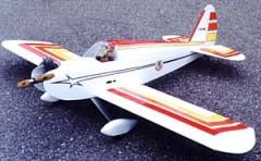 Bandito Grande model airplane plan