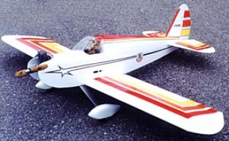 Bandito Grande model airplane plan