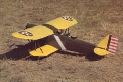 Berliner-Joyce model airplane plan
