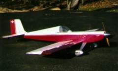 Bingo model airplane plan