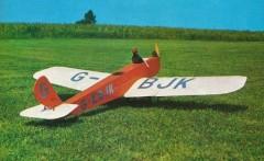 Bristol Brownie model airplane plan