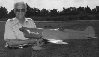 Brown B-2 model airplane plan
