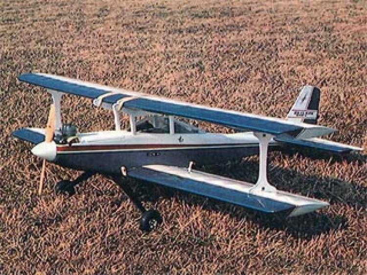 Bylark model airplane plan