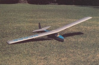 Cadet UT-1 model airplane plan